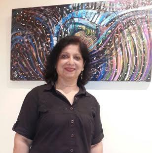 Artist – Rukhsana Hooda